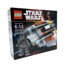 Конструктор Loho SX120-2 Stars Wars