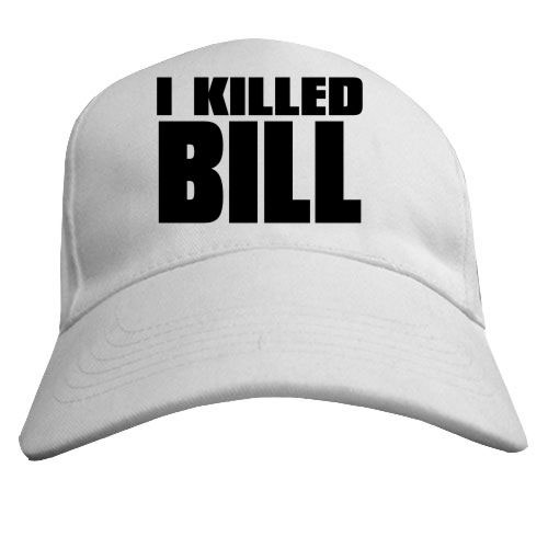 Бейсболка I killed bill