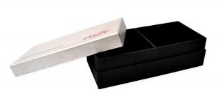 Кашированная подарочная коробка для кофе