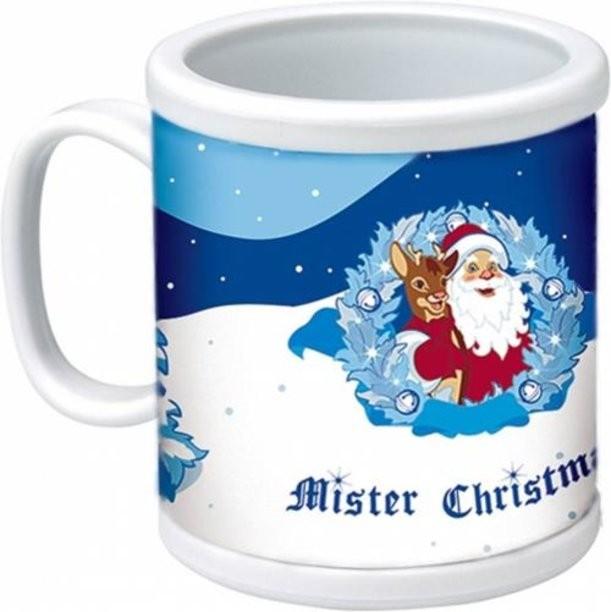Новогодняя кружка Mister Christmas