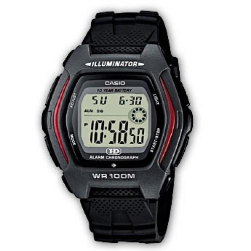 Мужские наручные часы Casio Standart Digital HDD-600-1A