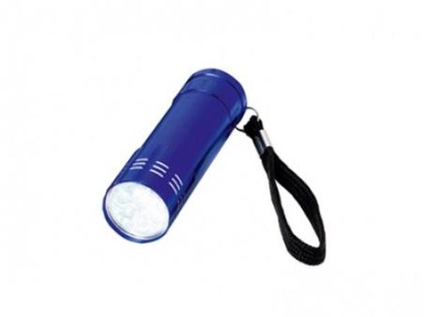 Синий фонарь Leonis