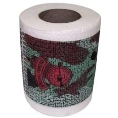 Сувенирная туалетная бумага «Спецназ»
