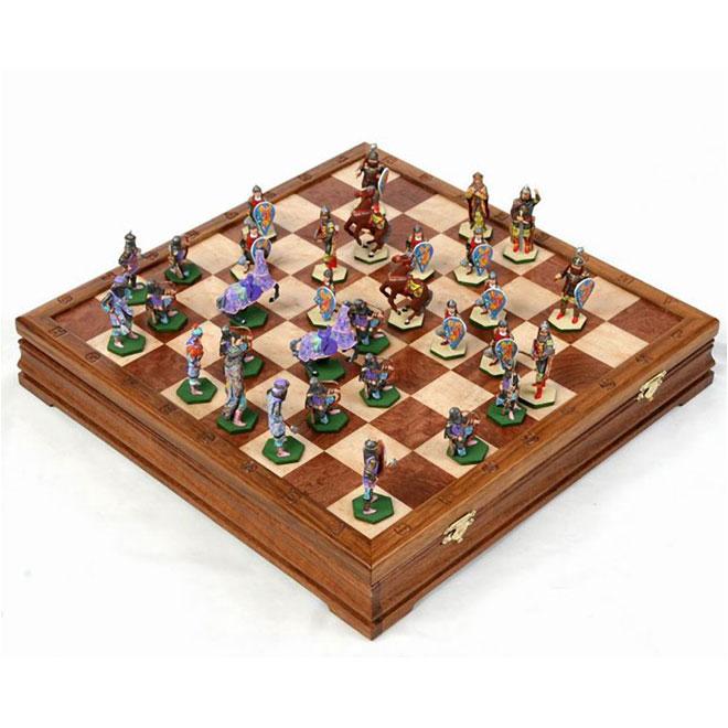 Шахматы «Куликовская битва»