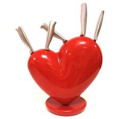 Набор ножей Сердце