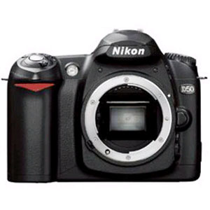 Фотоаппарат Nikon D50 body