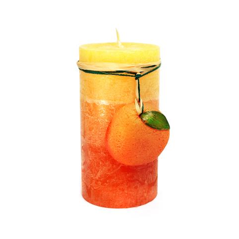 Свеча «Апельсин»