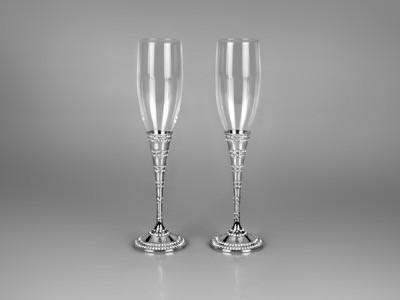 Набор бокалов «Королевский прием»