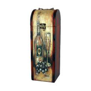 Кофр под бутылку «Сундучок»