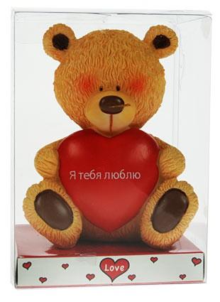 Копилка Влюбленный медвежонок