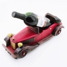 Подставка для вина в виде ретроавтомобиля