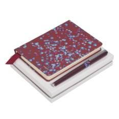 Набор Cacharel из ручки и красной записной книжки
