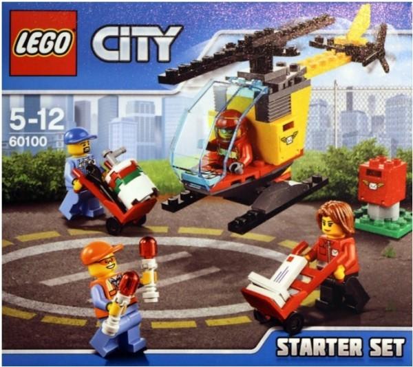 Конструктор Аэропорт (Lego City)