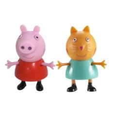 Игровой набор «Пеппа и Кэнди», Peppa Pig
