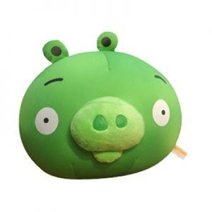 Игрушка-антистресс Angry Birds Свинка, 20 см