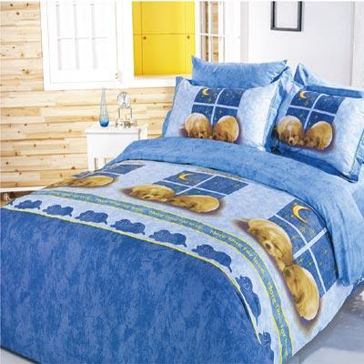 Комплект постельного белья DOGGY