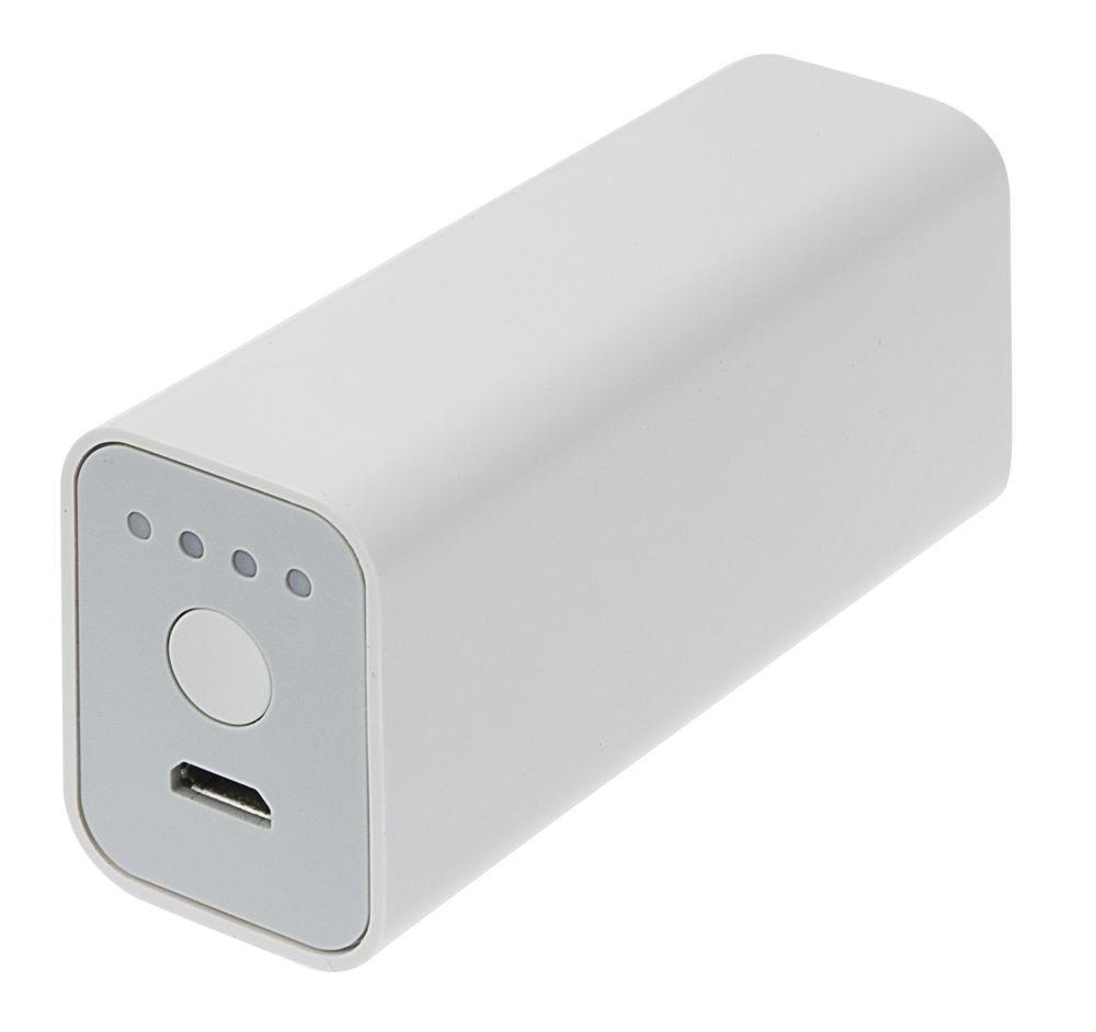 Универсальный аккумулятор Stone 2600 mAh, белый