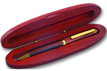 Шариковая ручка  Woodpen в футляре