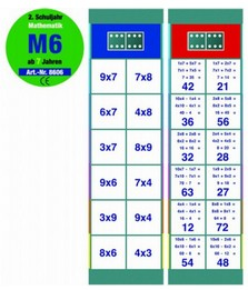 Набор заданий «Математика 2 класс» М6