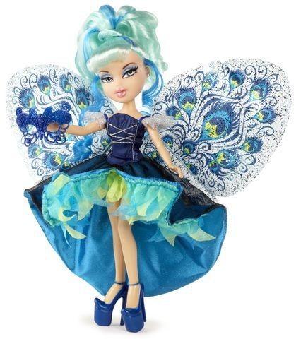 Кукла Джейд-Павлин: Сказочное превращение (Bratz)