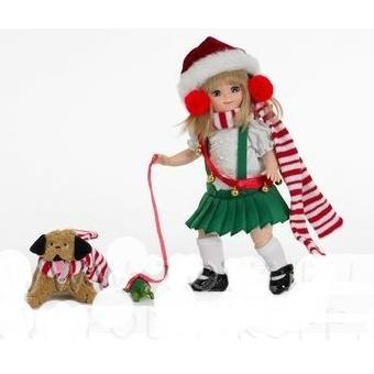 Кукла «Рождество Элоизы»