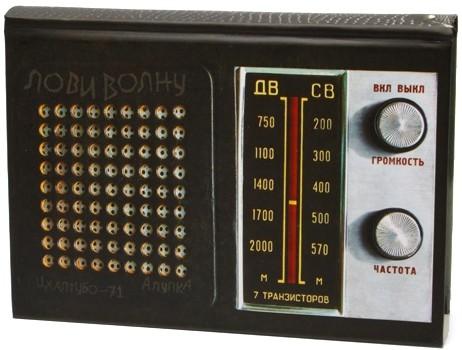 Блокнот Волновой (Радио)
