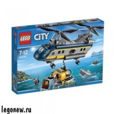 Конструктор Лего Исследовательский вертолет