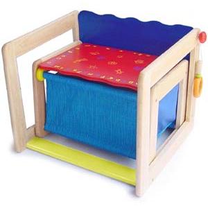 Столик I'm Toy со стульчиком-контейнером