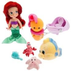 Кукла-принцесса Ариэль Disney Animators' Collection