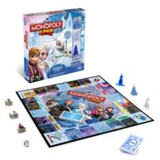 Настольная игра Hasbro Монополия JUNIOR. Холодное сердце