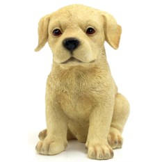 Статуэтка собаки Голден лабрадор