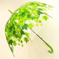 Зонт Зеленые листья