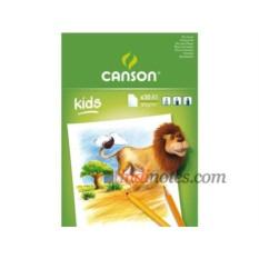 Склейка для детского творчества Canson Kids A5