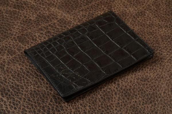 Обложка для паспорта и автодокументов Elole Design (черная)