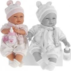 Кукла-малыш София в розовом