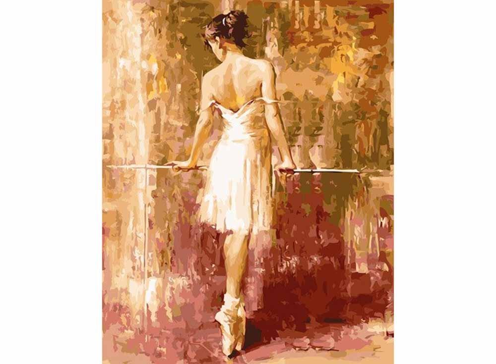 Кто из художников рисовал танцовщиц