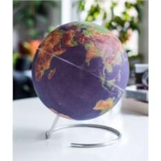Цветной пробковый глобус Cork Globe