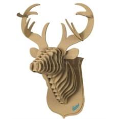 3D-конструктор Голова благородного оленя