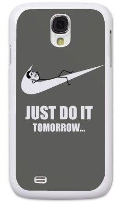 Чехол-накладка для Samsung S4 i9500 Just do it