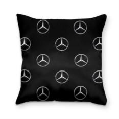 Подушка 3D Mercedes