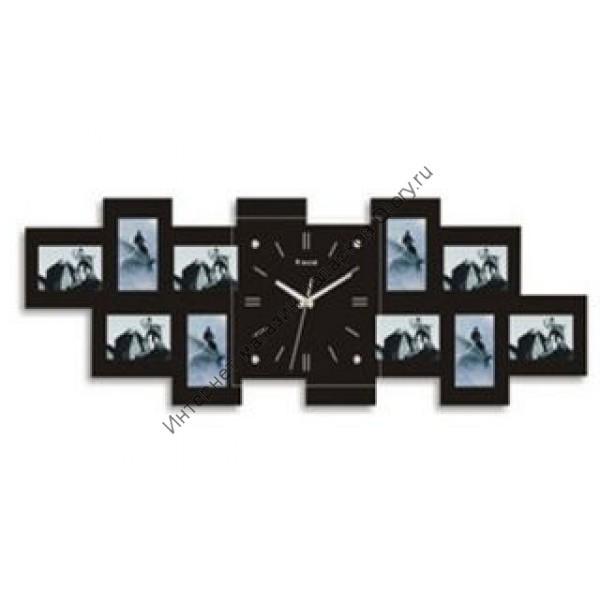 Часы с фоторамкой на 10 фото