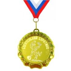 Медаль Богатенький Буратино