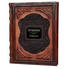 Книга Пушкин. Избранное.