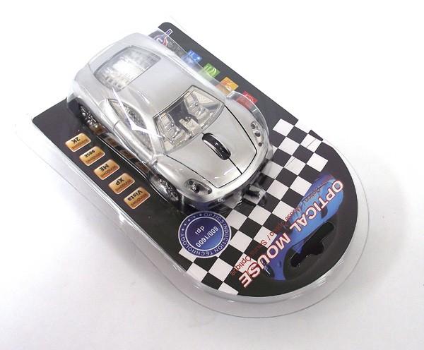 Компьютерная мышь Автомобиль