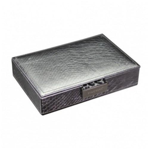 Шкатулка для драгоценностей LC Designs, цвет серый