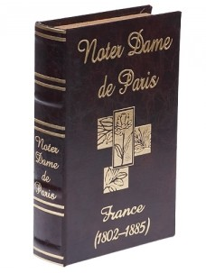 Книга-сейф Noter Dame de Paris