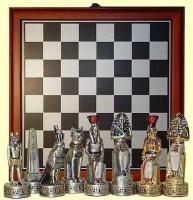 Настольная игра в кейсе Шахматы, Египтяне