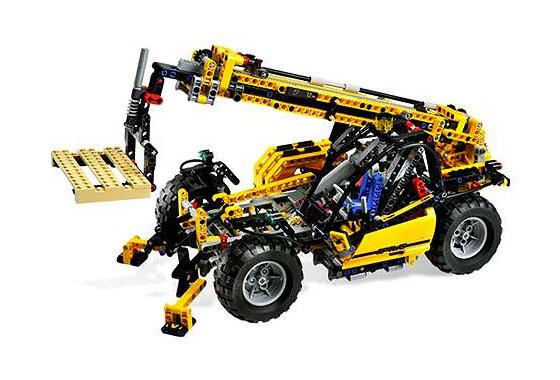 Набор Lego Technic «Трансформируемый погрузчик»
