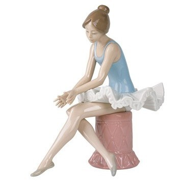 Статуэтка Сидящая балерина