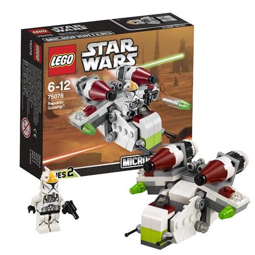 Конструктор Lego Star Wars Республиканский истребитель™